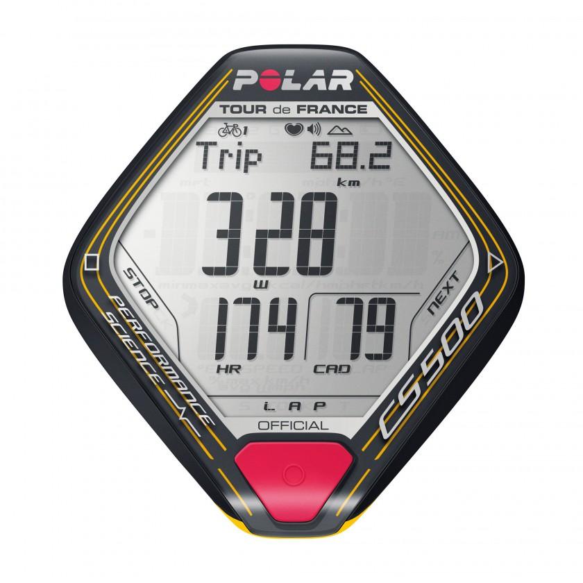 CS500 Tour de France TDF front