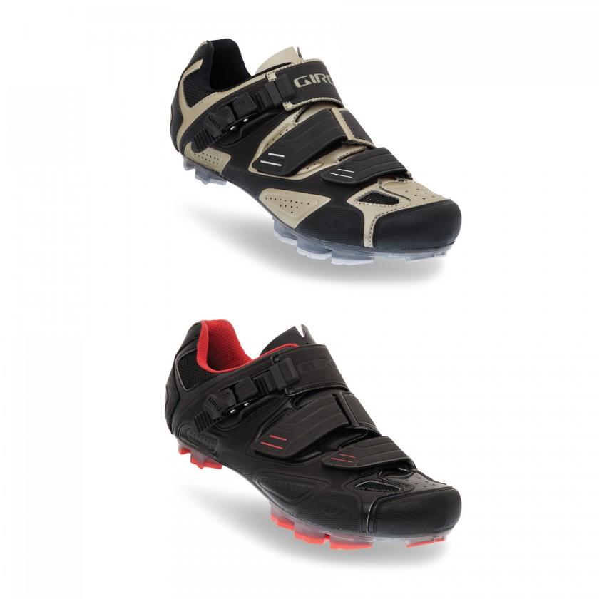 CODE 2011 - Herren MTB-Fahrradschuh in magnesium/schwarz und schwarz