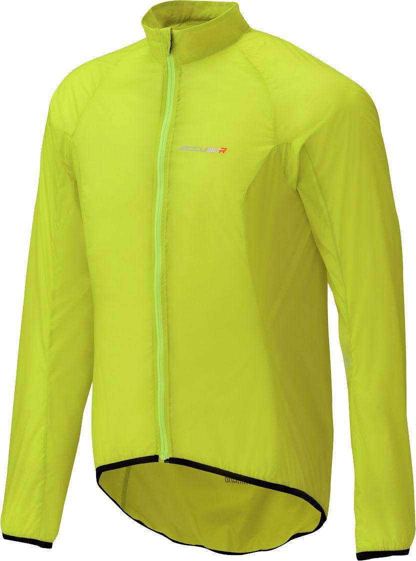 ACCU3D R Windbreaker - Lemon Green 2011