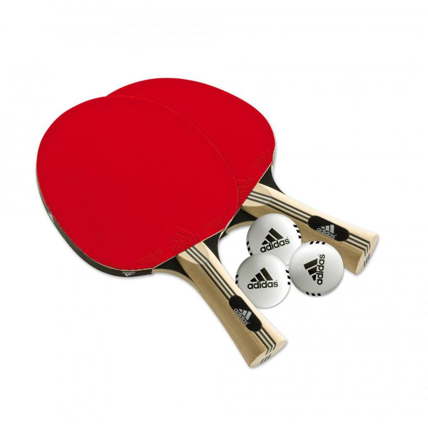 bild adidas tischtennisschl ger set 2011. Black Bedroom Furniture Sets. Home Design Ideas