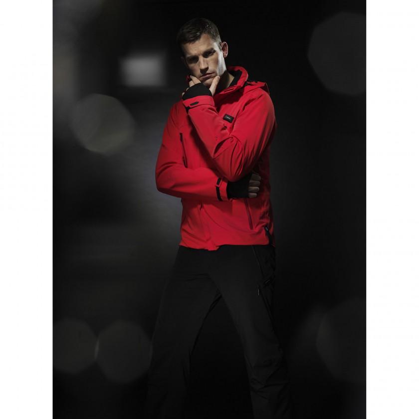Capranea Skijacke Men 2011/12 - red