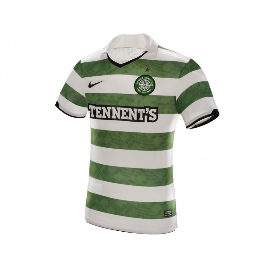 Celtic Glasgow - Nike Heimtrikot der Saison 2011/12