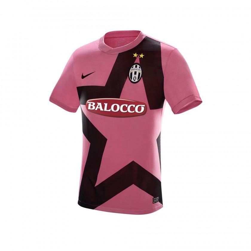 Juventus Turin - Nike Auswärtstrikot der Saison 2011/12