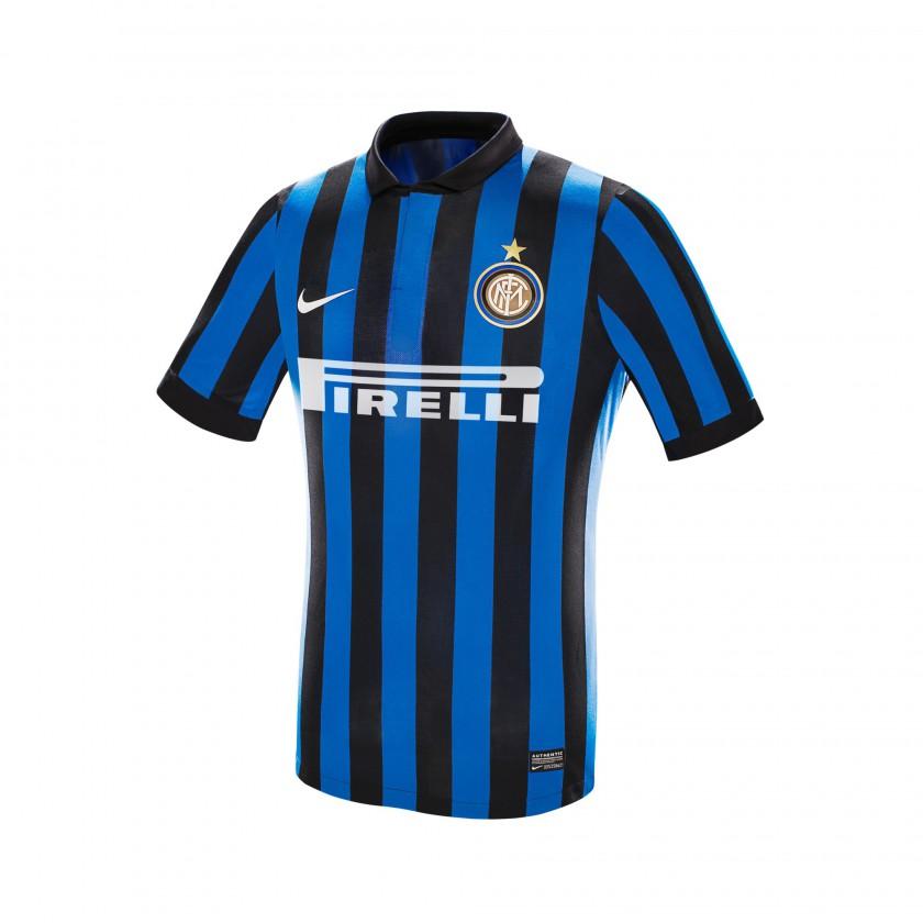 Inter Mailand Nike Heimtrikot der Saison 2011/12