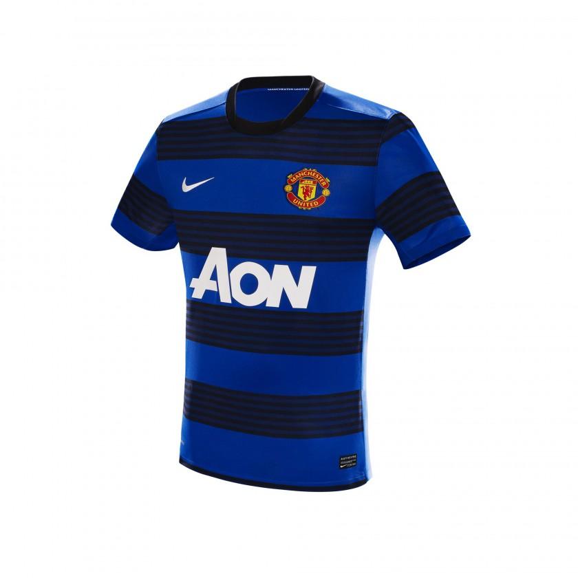 Manchester United Nike Auswärtstrikot der Saison 2011/12