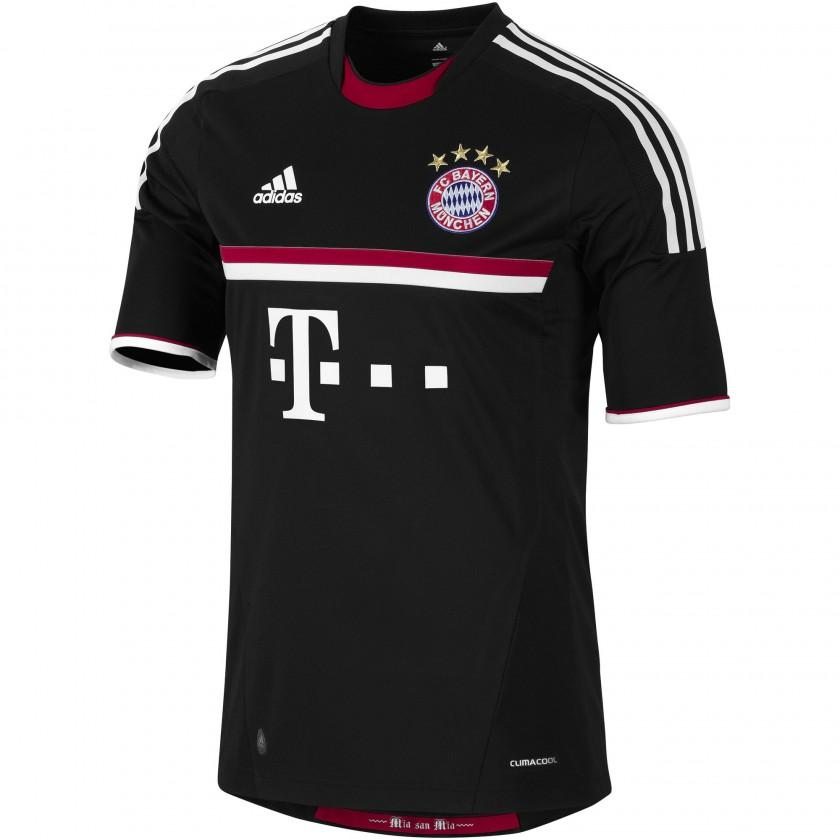 Trikot des International Outfits des FC Bayern München 2011/12