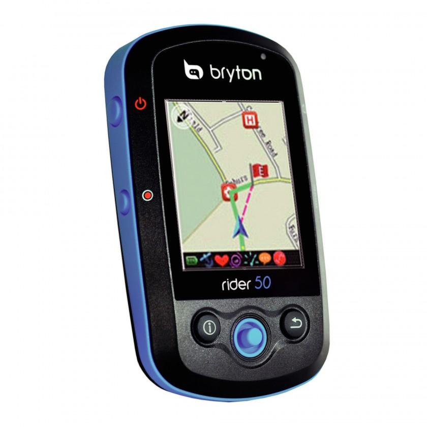 Rider 50 - GPS Bikecomputer 2011