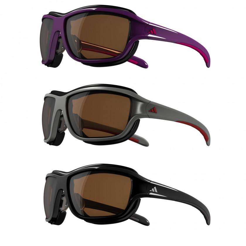 TERREX Fast Outdoorbrille in magenta-pink, darkgrey-red und black 2011