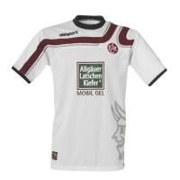 1. FC Kaiserslautern Away Trikot Leidenschaft 2011/12