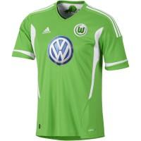 VfL Wolfsburg - Heimtrikot Saison 2011/12