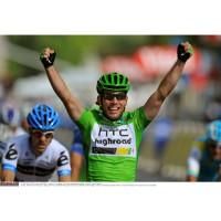 Tour de France 2011: Gewinner des Grnen Trikots - Mark Cavendish