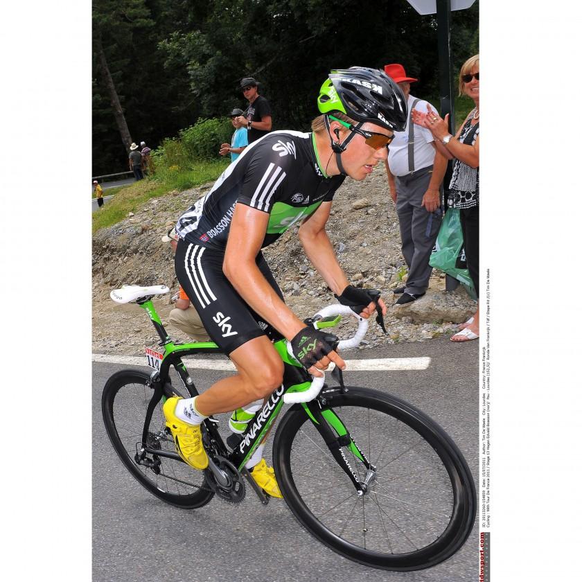 Tour de France 2011: Gewinner der 6. und 17. Etappe - Edvald Boasson Hagen