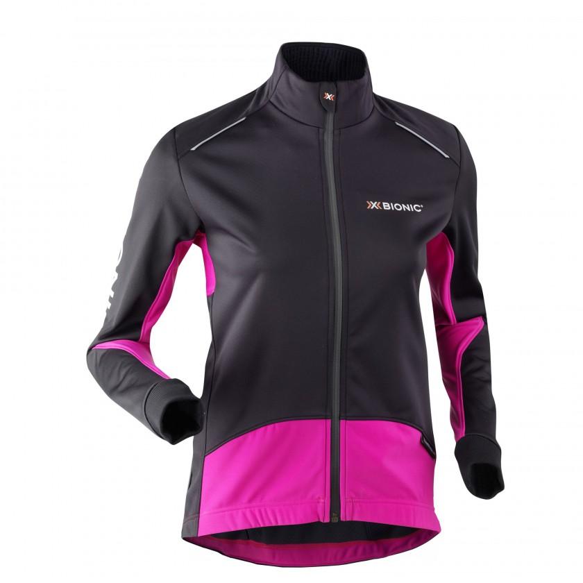 Bike SphereWind Jacket Winter Women front 2012