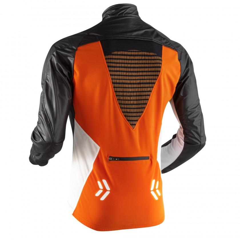 Bike SphereWind Jacket Men rear 2012