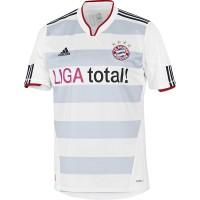 FC Bayern Mnchen - Auswrtstrikot 2011/2012