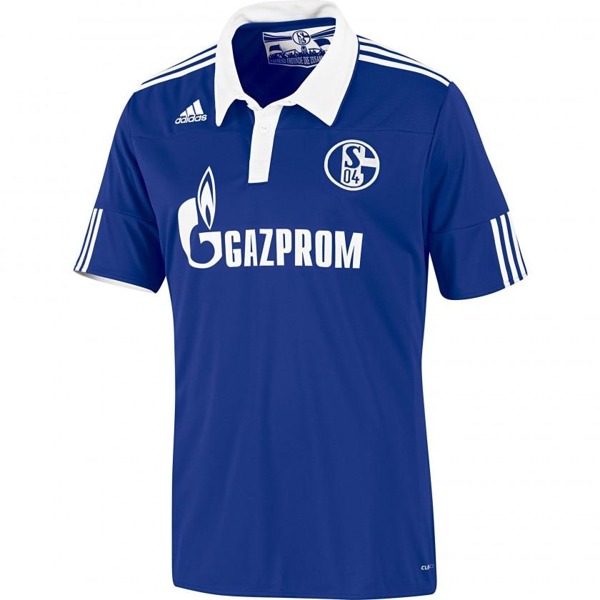 Schalke Heimtrikot