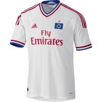 Hamburger SV - adidas Heimtrikot 2011/12
