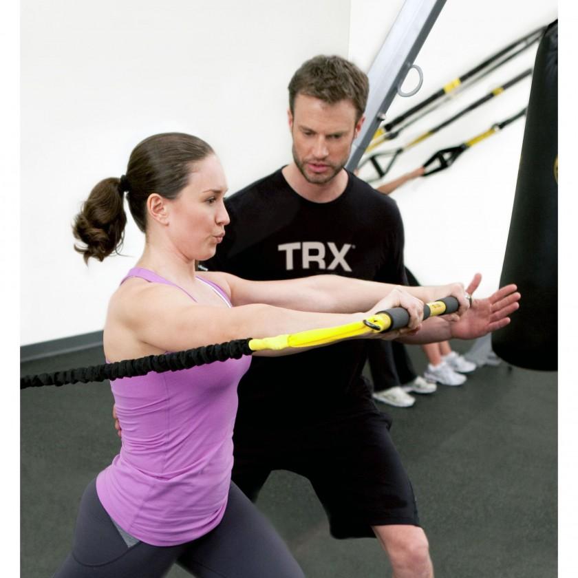 Training mit dem TRX Rip Trainer 2011