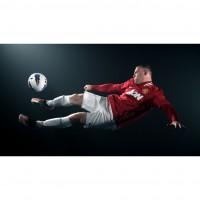 Total90 Laser IV - Wayne Rooney Action in seinem neuen Nike Fuballschuh 2011