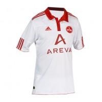 Auswrtstrikot 1.FC Nrnberg fr die Bundesliga-Saison 2011/12