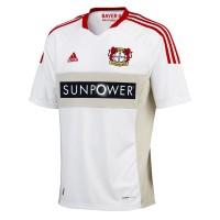 Bayer 04 Leverkusen - adidas Auswrtstrikot  Sunpower 2011/2012
