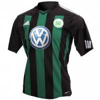 VfL Wolfsburg - Auswrtstrikot Saison 2011/12