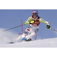 Maria Hfl-Riesch vertraut auch in der Saison 2011/12 auf die Ausrstung von HEAD