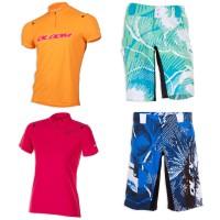 QLOOM Surf Meets Bike Multisport Kollektion Men  Women 2012