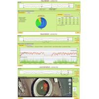 Field-, Track- und Location-Report des VX Sport Modells 330