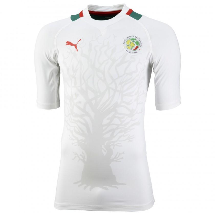 Bild Fussball Nationaltrikot Home Senegal 2012