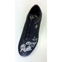 Von Pele signierter Schuh Trinity 3E