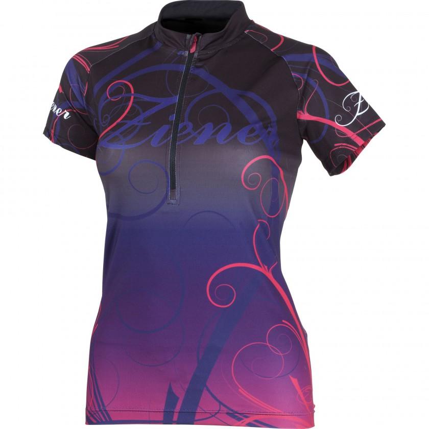 Charleen Bike-Shirt Women black 2012