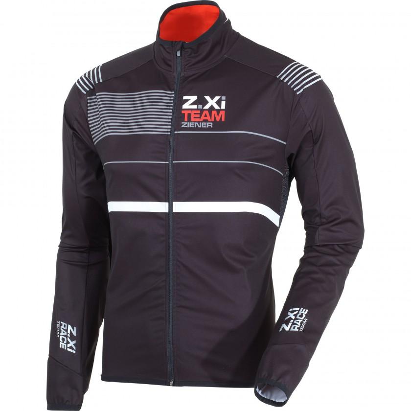 ZXI Verte Bike-Jacke Men newred 2012