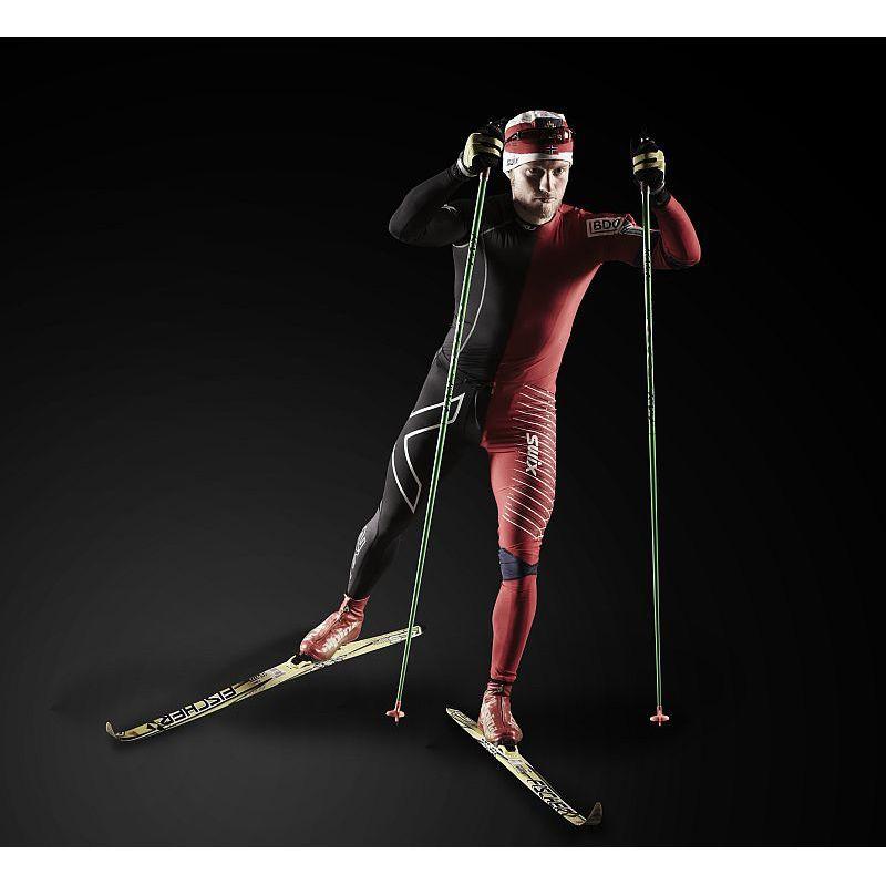 Martin Johnsrud Sundby in 2XU Thermal Compression Sportswear 2011/12