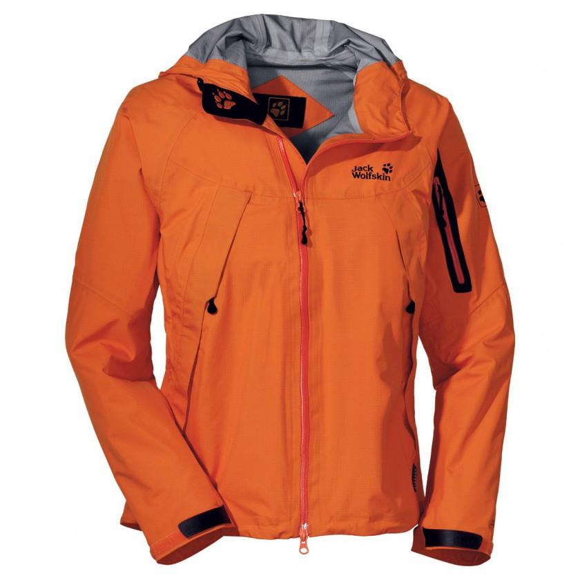 Scandium Jacket Women orange 2012