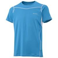 Baselayer Lightweight Short Sleeve Top Men blue mit Omni-Freeze ICE 2012