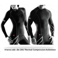 Frieren ade: die 2XU Thermal Compression Kollektion 2012