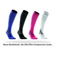 Neue Benchmark: die 2XU Elite Compression Socks 2012