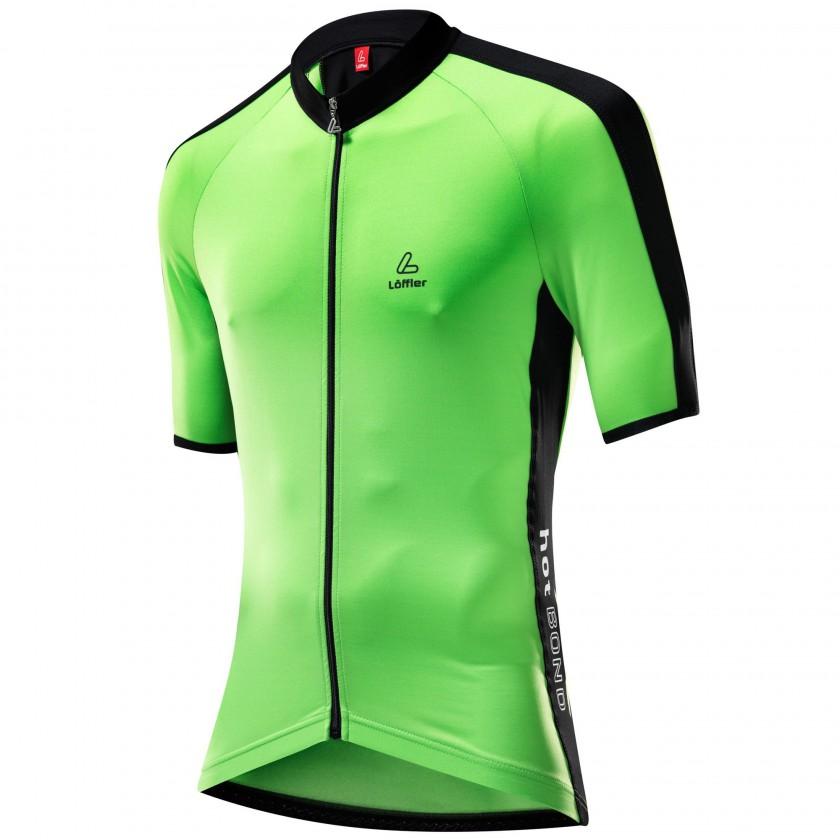 HOT BOND FZ Bike-Trikot Men green 2012