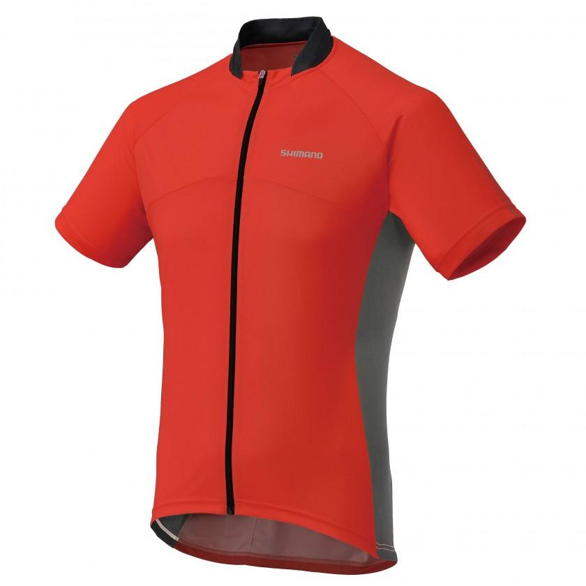 Loose-Fit Jersey Full Zip Men red 2012