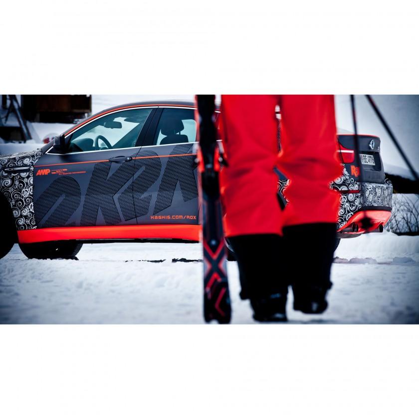 K2 Sports und BMW entwickelten zusammen die RoX-Technologie 2012/13