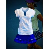 Pure Tennis Top A und Rally Knit Skirt 2012