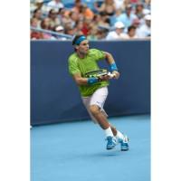 Rafael Nadal in Nike Rafa Finals Crew und Finals Short Australian Open 2012