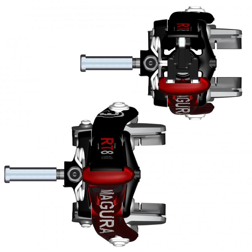 MAGURA RT8 TT Hydraulikbremse für die Straße top 2012