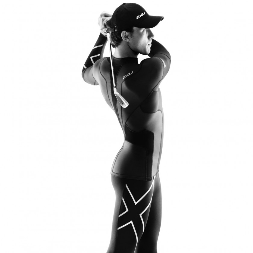Elite Golf Compression Top Men 2012