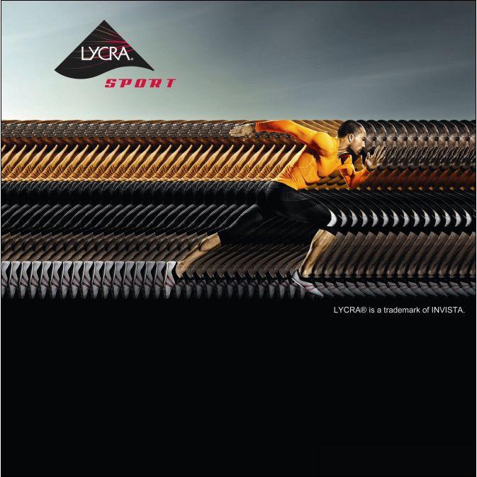 Stoff LYCRA SPORT 2012