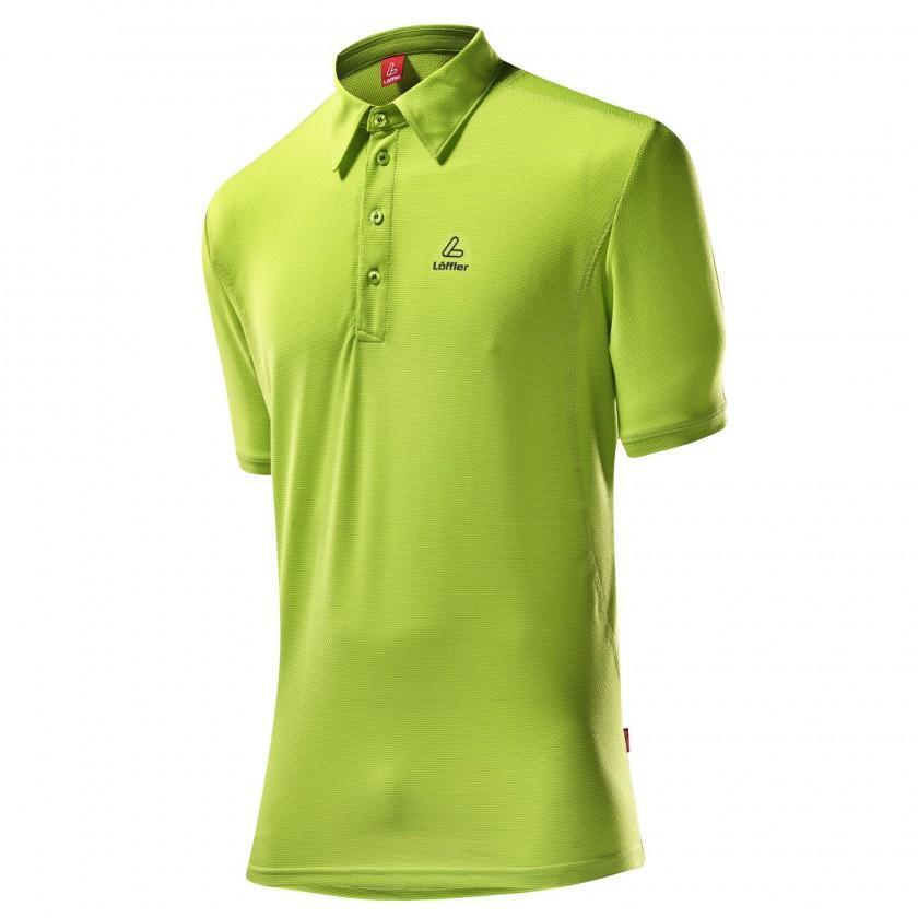 TENCEL-POLO Shirt Herren green 2012