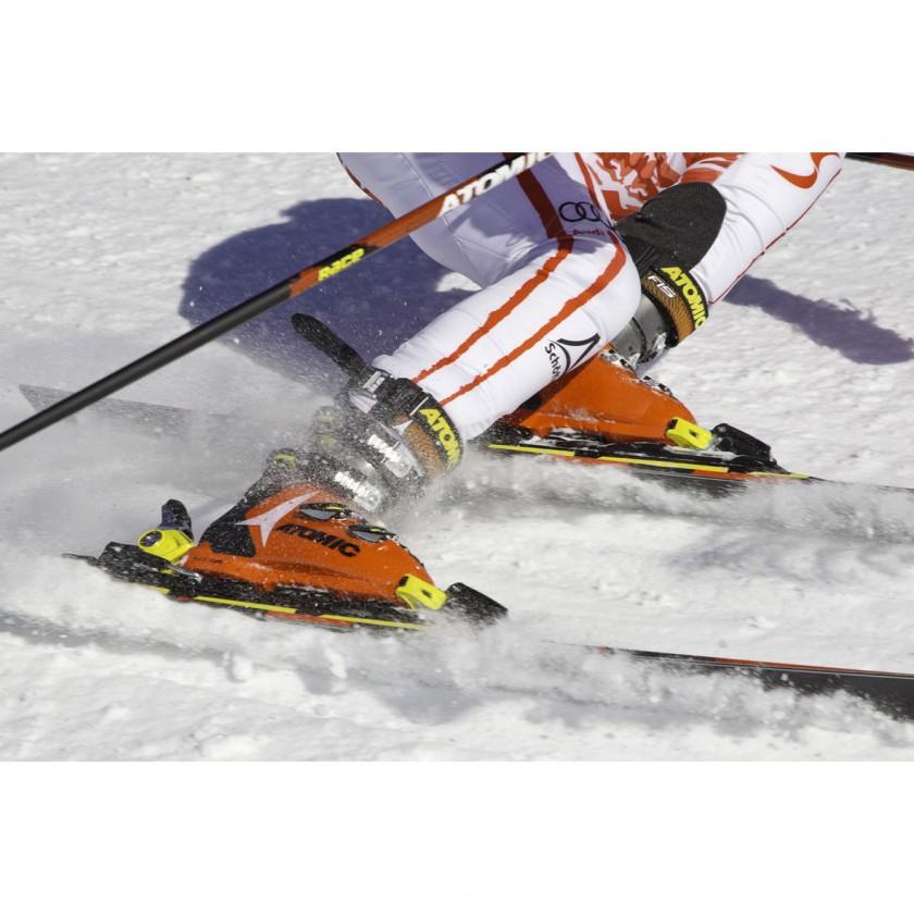 Redster Pro 130 Skischuh-Action 2012/13