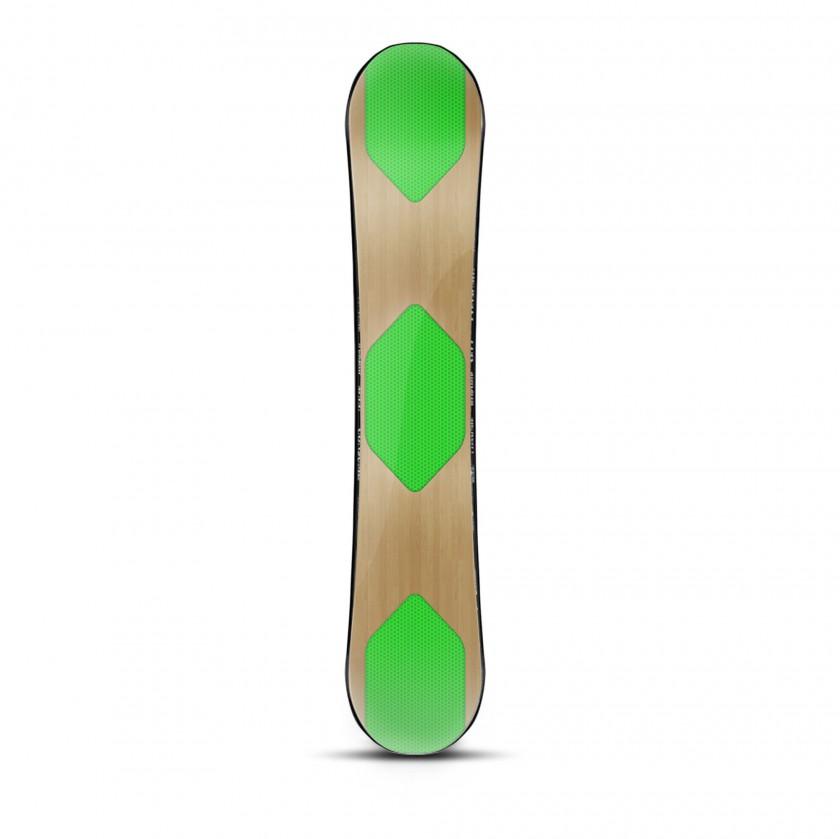 Hybrid Core Snowboard - Mix aus Koroyd-Technologie und Pappelholz der Factories Series von NITRO 2012