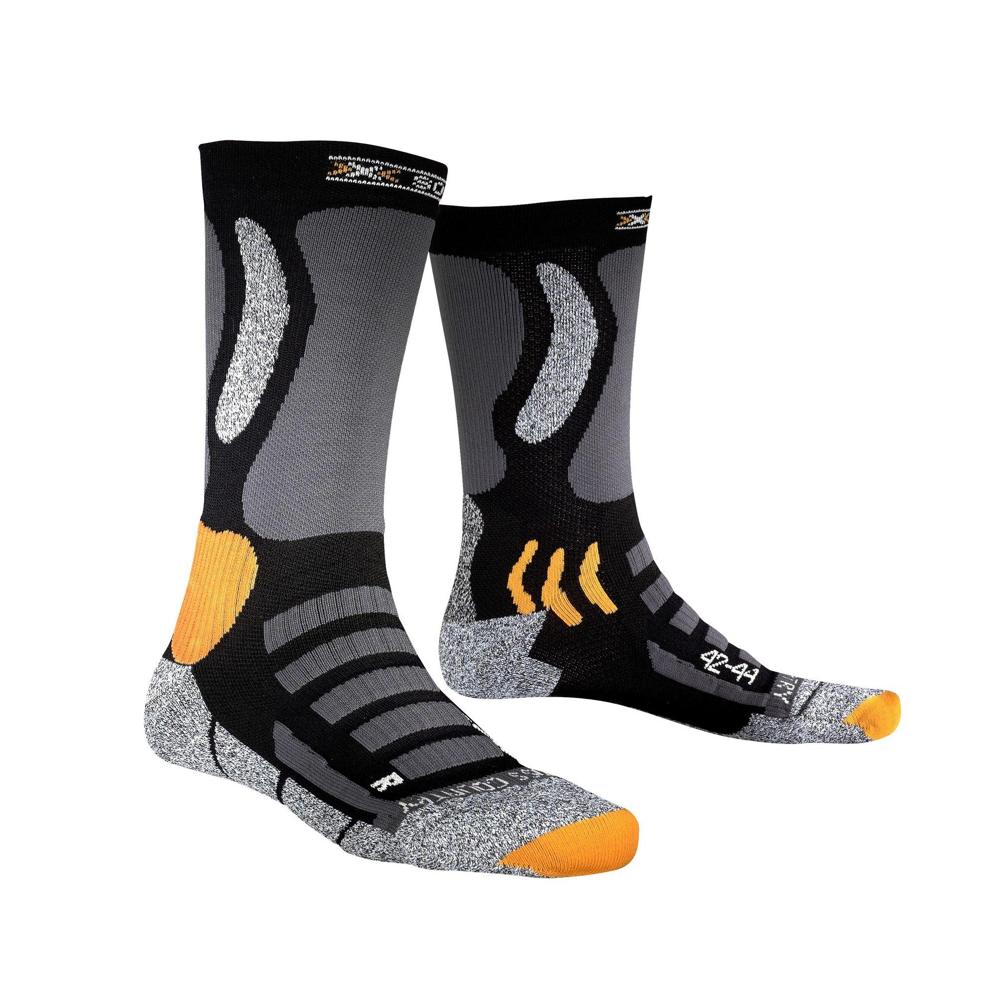 Носки для лыж своими руками